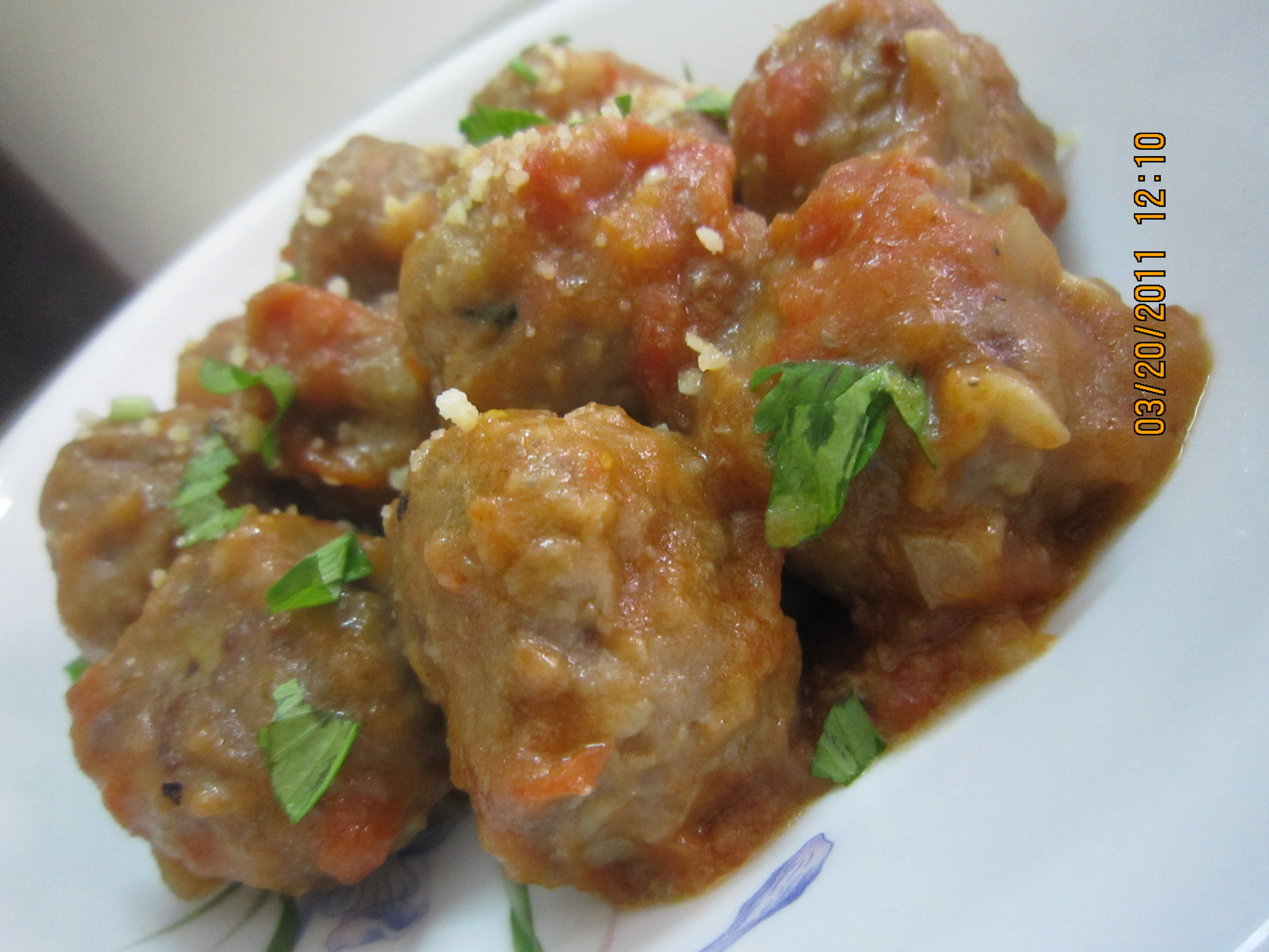 Kitchen Nightmares Meatballs