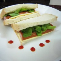 Saturday Snack: Sandwiches <3
