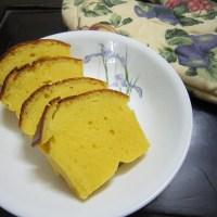 Butterless Yogurt and Orange Cake