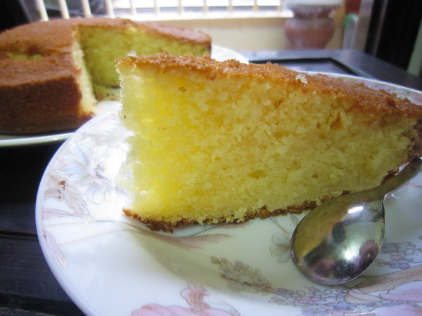 Coconut lime cake 1