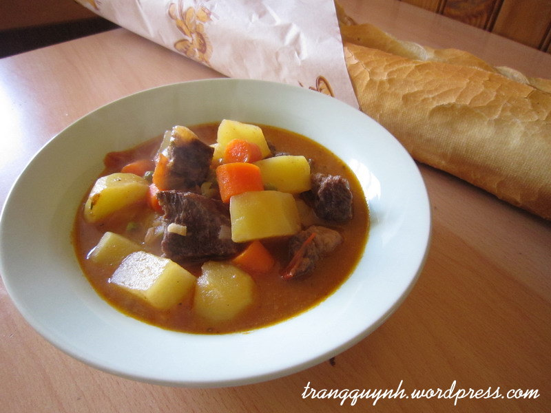 Old time beef stew 1