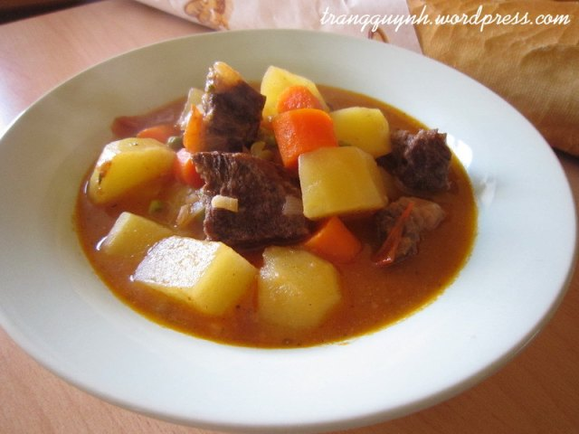 Old time beef stew 2