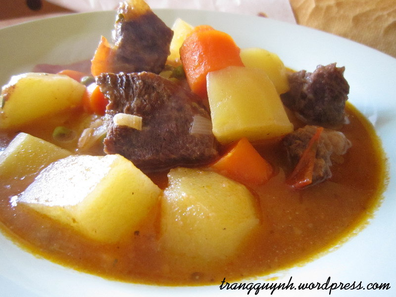 Old time beef stew 3