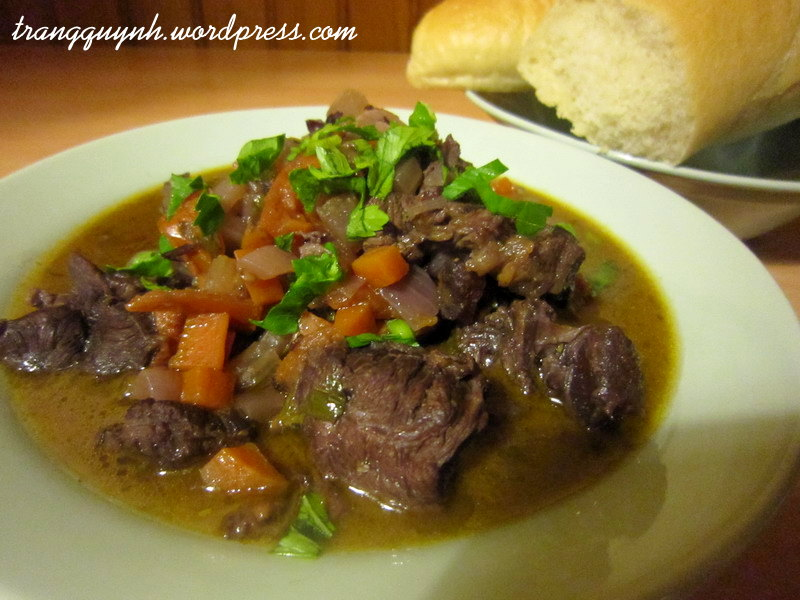 Beef Stracotto 2