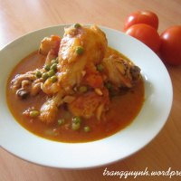 Chicken Stew with Beer