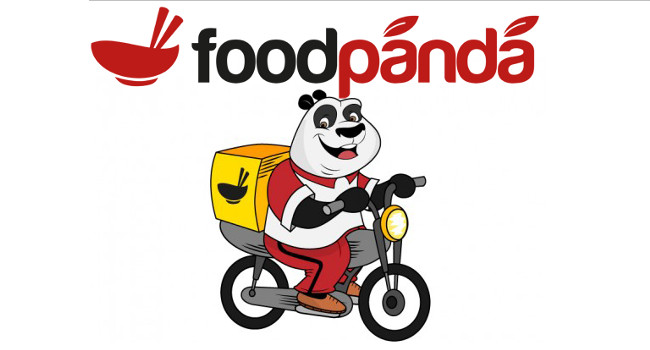 Foodpanda-panda-on-a-bike